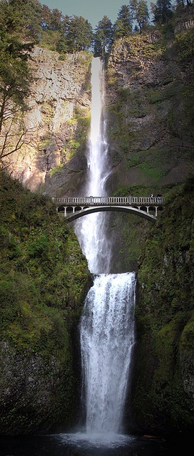 Multnomah Falls Portland Or,  Go on a nice day for some hiking... So much fun...