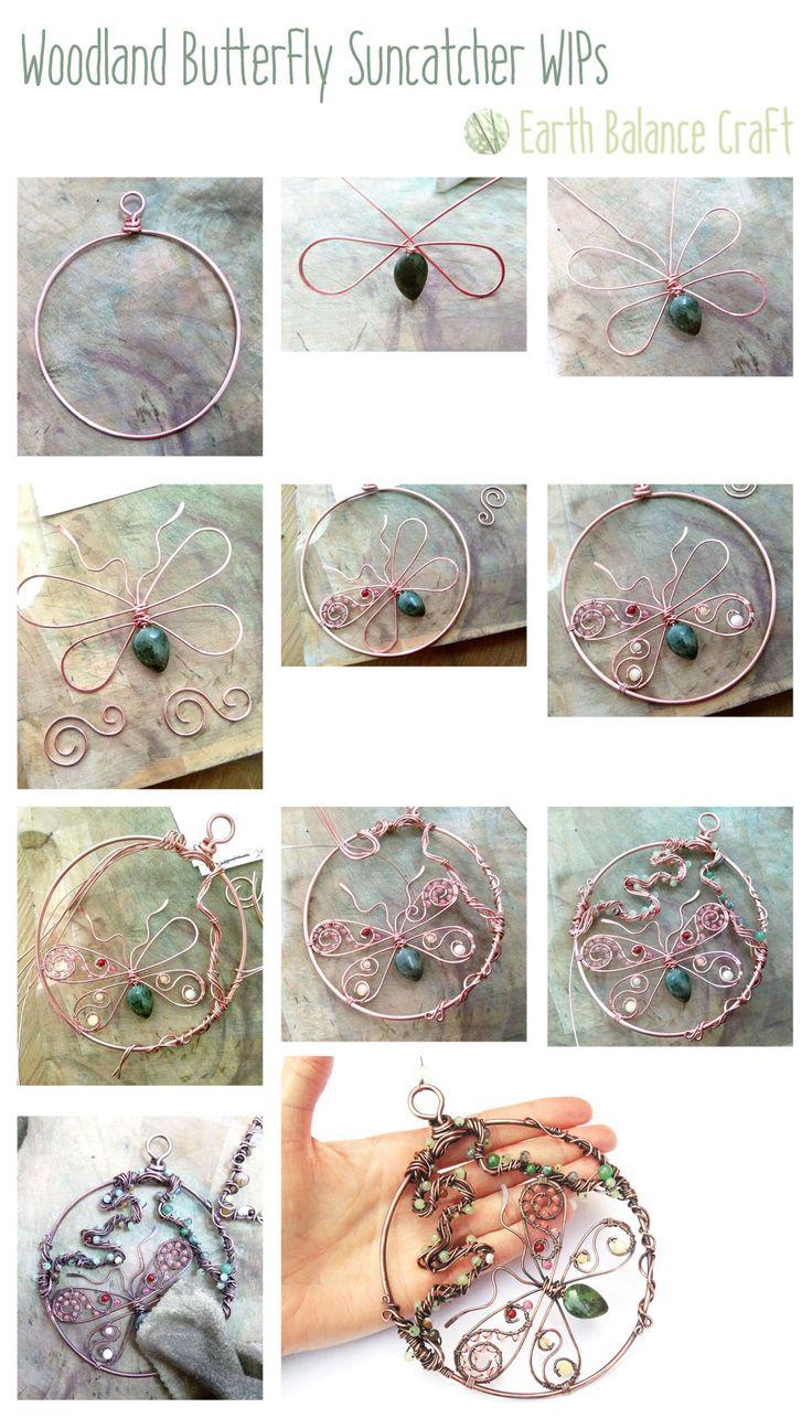 Unique Craft Wire Jewelry Elaboration - Electrical Diagram Ideas ...