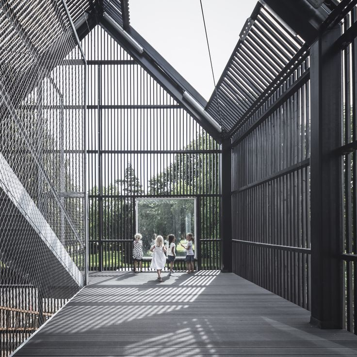 Galería de Jardín infantil Frederiksvej / COBE - 2