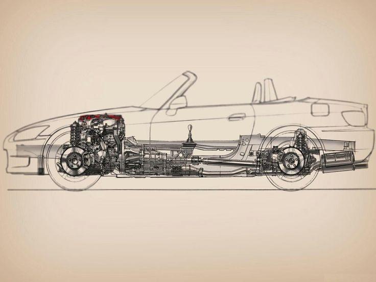 Honda - Fond d'ecran et Wallpaper: http://wallpapic.be/voitures/honda/wallpaper-16772