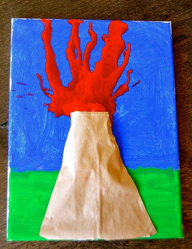 volcanoes for preschoolers 1000 images about volcano activities lessons on 488
