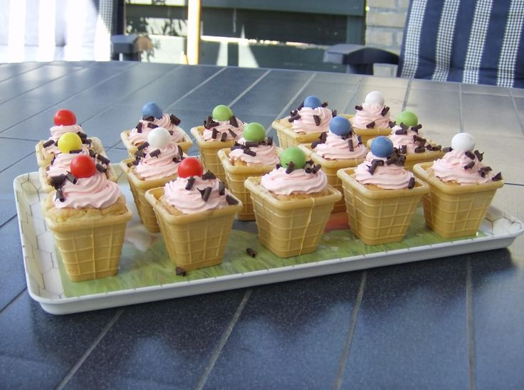 cake-ijsjes superleuk idee!! traktie