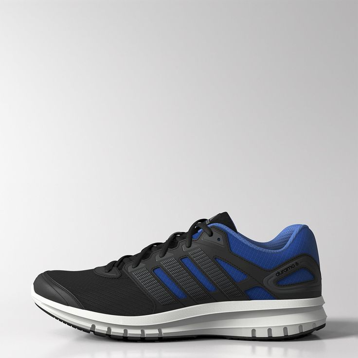 Adidas Duramo - abrasion-resistant outsole for high loads. Available from AllSports.ie