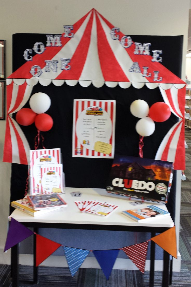 International Games Day 2016 Display Queanbeyan Library