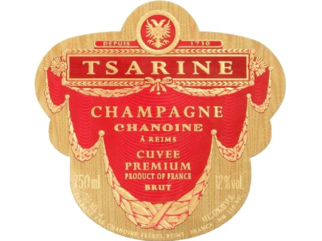 Tsarine Cuvée Premium Champagne