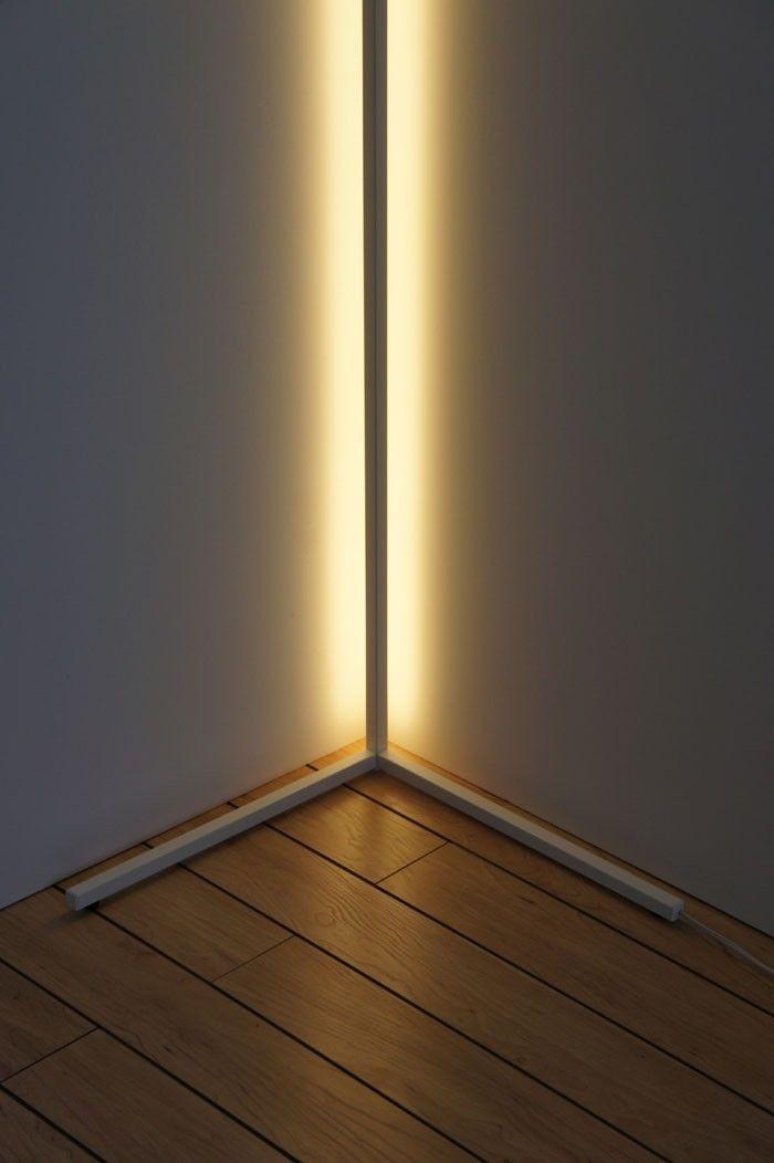 The Corner Bright Light Freestanding Floor Lamp D