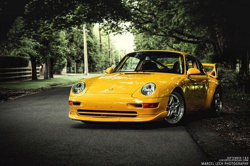 Porsche 993 RS Clubsport Images byMarcel Lech   it Cars