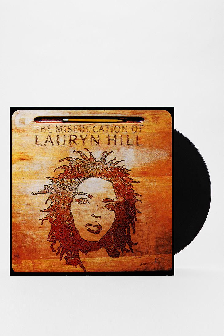 Lauryn Hill - The Miseducation Of Lauryn Hill 2XLP - Urban Outfitters