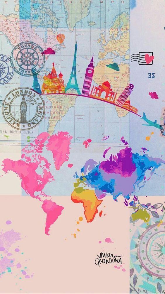 39 Wallpapers Para O Seu Celular – #celular #fondo…