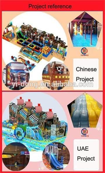 Customized Children Fun Park Used Indoor Playground Equipment Prices for Sale