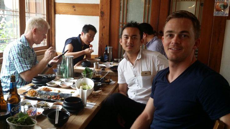 Delicious KoreanFood !!!  #nice #koreantrip #travel #cosmojin #korea #seoul  http://www.seoulcitytourbooking.com/