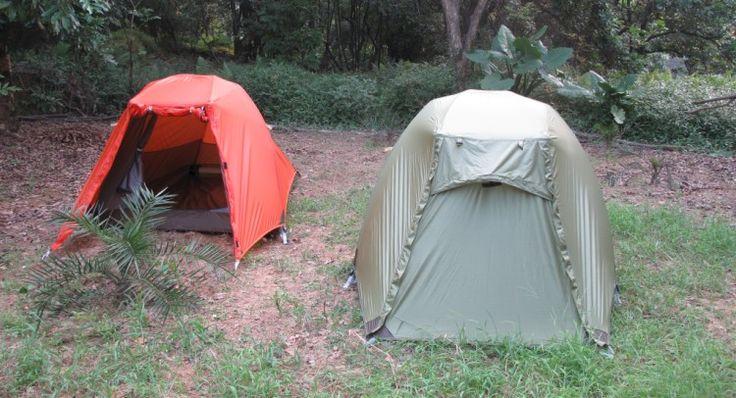 Ultraleicht Doppelschicht 1-2 Personen Zelt 20D silikonisierte Nylon Zelt Shelter Tragbare Wasserdichte Bivvy Barraca Für Camping/reise