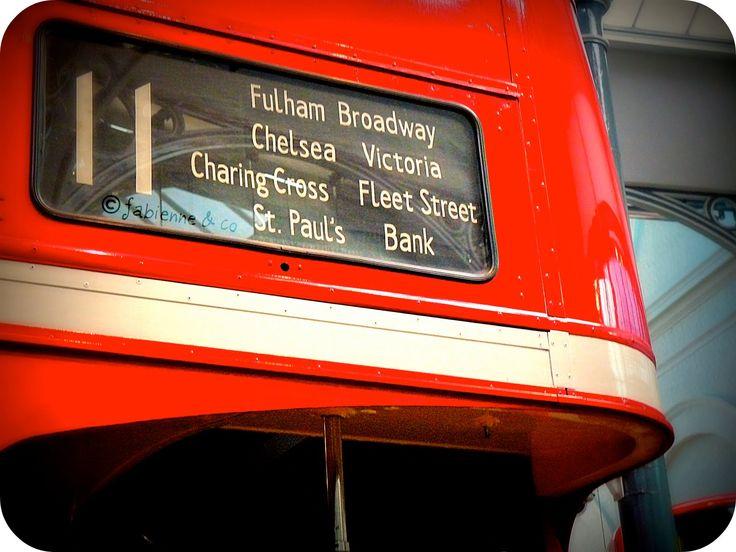 Le bus 11: un bon moyen pour découvrir Londres | Lost in London