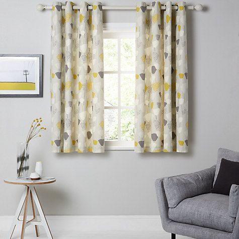 Buy John Lewis Elin Lined Eyelet Curtains Online at johnlewis.com