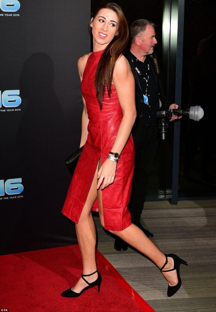 Laura Trott and Jason Kenny at Sports Personality Of The Year Awards. Bianca WalkdenJade ...