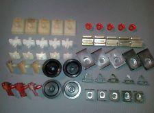 50 Klammern Stopfen etc. Sortiment für Mercedes W108 W110 W111 W114 W115 W123