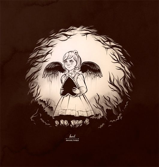 Unexpected Skulls by Karl Kwasny