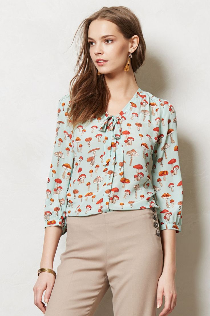 Shop the Toadstool Blouse and more Anthropologie at Anthropologie today. Read customer reviews, discover product details and more.