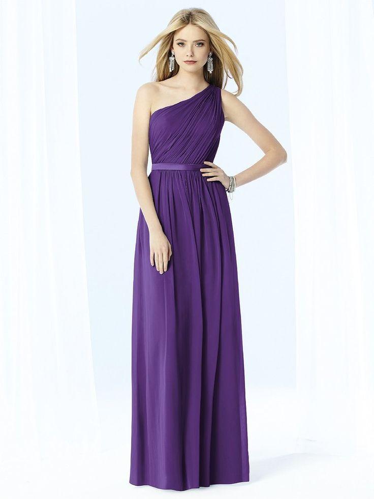 Mejores 77 imágenes de Chiffon Bridesmaid Dresses en Pinterest ...