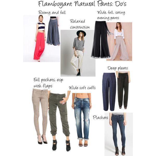 Basically anything. I included skinny jeans for three reasons. One, all pants look good on Naturals when compared to skirts. Two, jeans have a casual vibe that...