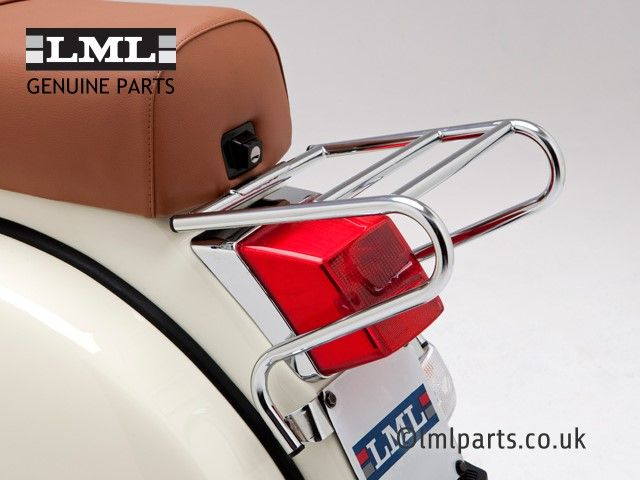 ★LML Rear Carrier, Part No: A0001012, £80.08 (Portabaule)