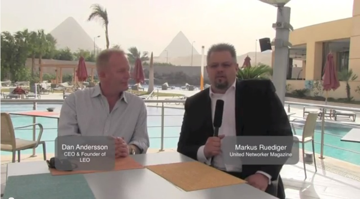 Interview with Dan Andersson – CEO & Founder of LEO