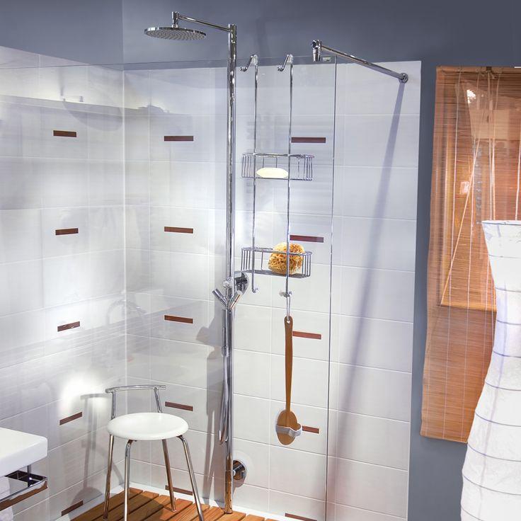 Shaving Make Up Mirror Smedbo Corner Shower Plates On Wall