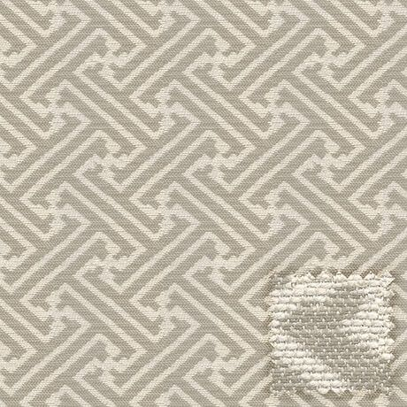 Sunbrella Pebble Fabric for Dining Room Table, Canadel