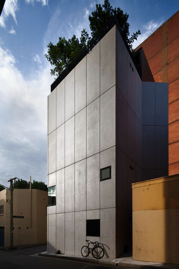 Designed by domenic alvaro of woods bagot won the worlds best small house