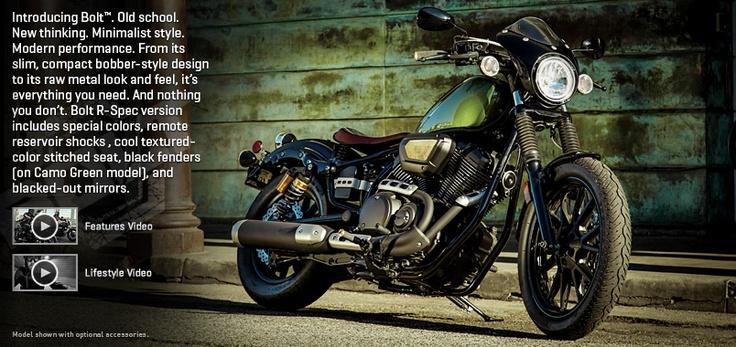 2014 Star Motorcycles (Yamaha) Bolt R-Spec