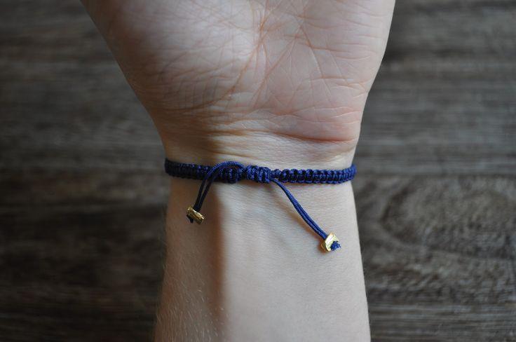 ElsaMuse: DIY Le bracelet macramé façon Kenzo Eye
