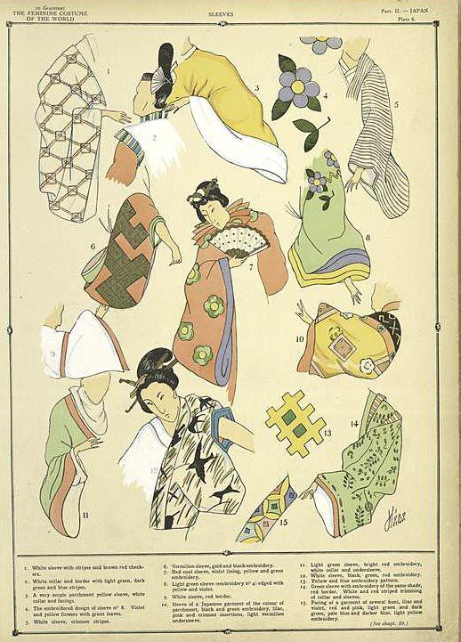 Sleeves Japanese 1926~27         ([1926-1927])