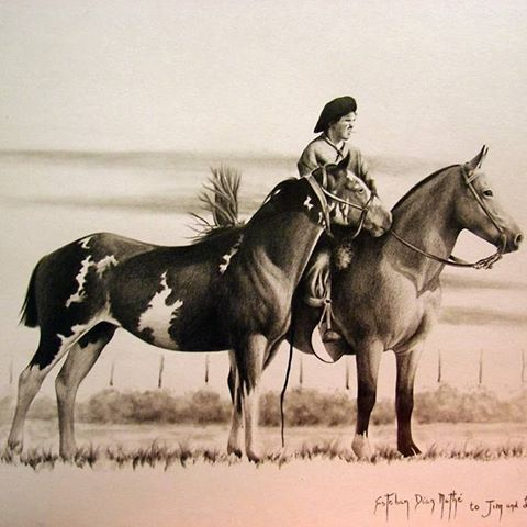 """Reservado de tiro"" - Esteban Díaz Mathé  #gaucho #art #dibujo #dibujosgauchos #argentine #argentina #argentinian #horse #brazil #brasil #brasilian #arte #artecriollo #instaart #instaartist #instaarte #instaartista #campo #cavalo #caballo #campo #campoargentino"