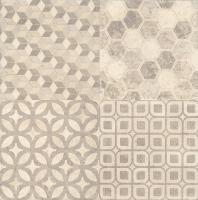 Керамогранит саттон орнамент беж керама марацци, 40,2х40,2 см., арт.4228, цена за 1 кв.м.