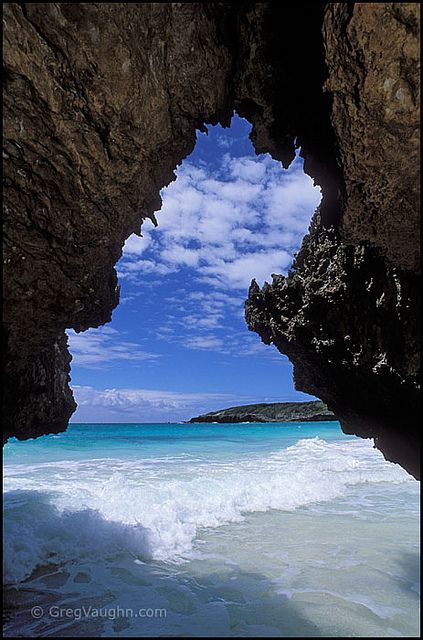25 Breathtaking Places Around the World - Navio Beach, Vieques Island, Puerto Rico