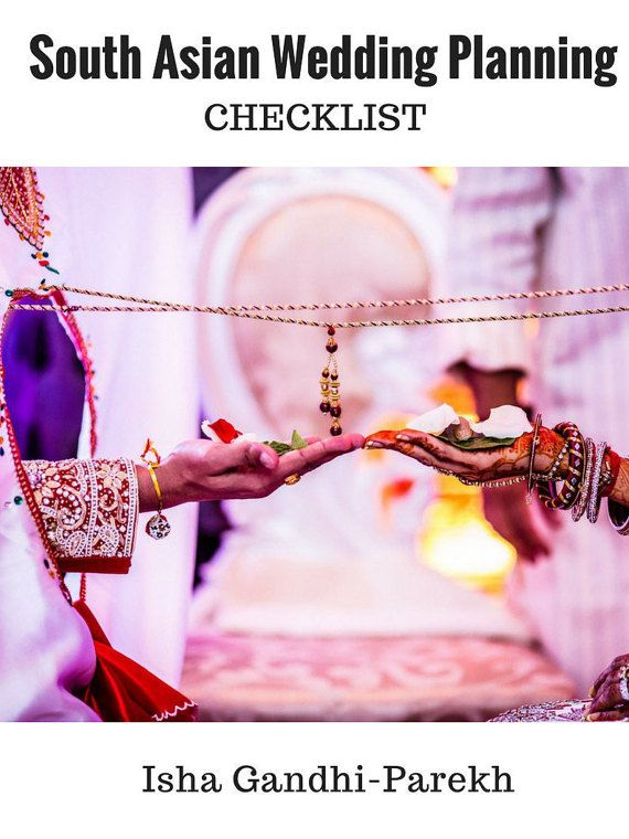 Indian Wedding Planning Checklist!  This check list is not catered to any one culture. Rather, it is a general guideline for Indian Weddings.    This is an extensive checklist that lists all the tasks from 12 months to the wedding date.  #indianwedding #weddingplanning #weddingplanningchecklist #shaadi #diybride #desiwedding #planning #weddingplanner #bridetodo #weddinghowto #budget #weddingonbudget #gujjuwedding #punjabiwedding #desibride #wedmegood #checklist #bollywoodfashion #henna