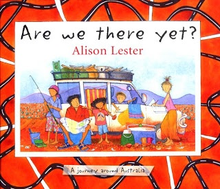 This book has inspired us to do a trip around Australia when the kids are a bit older!