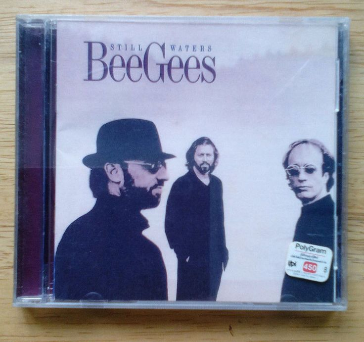 Bee Gees - Still Waters >>(CD NEW)<< Sales Price : US$13.99 + US$4.99 Standard Shipping Cost (World Wide) www.cdshowcase.blogspot.com Track Listing 1. Alone 2. I Surrender 3. I Could Not Love You More 4. Still Waters (Run Deep) 5. My Lover's Prayer 6. With My Eyes Closed 7. Irresistible Force 8. Closer Than Close 9. I Will 10. Obsessions 11. Miracles Happen 12. Smoke and Mirrors
