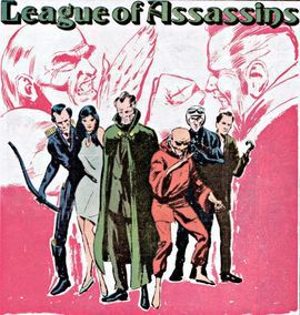 League of Assassins (New Earth) - DC Database - Wikia