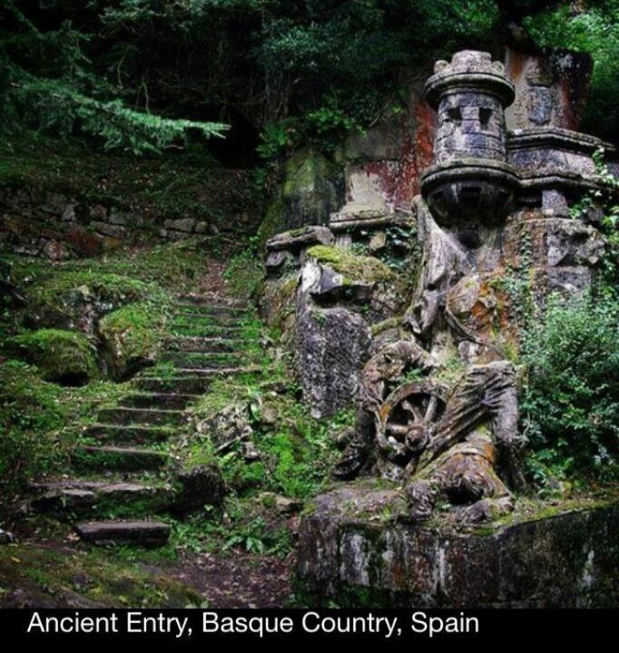 Das #Baskenland liegt in den französischen und spanischen #Pyrenäen.
