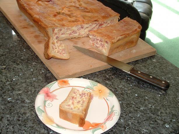 ... , Pizza Rustica, Italian Easter Ham Pie. Photo by BlondieItaliana