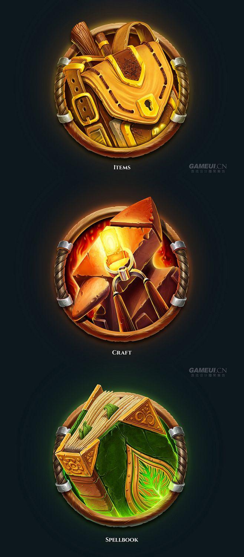 RPG interface & illu...