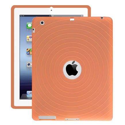 Bombay (Orange) iPad 3 / iPad 4 Cover