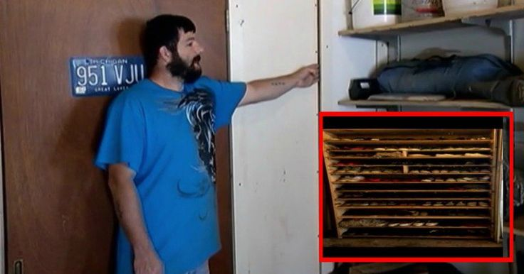 Family Finds Hidden Room In Barn, Unlocks Mystery Man's Old Creepy Secret