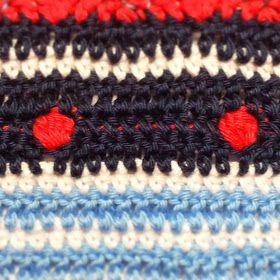 De creatieve wereld van Terray: Crochet Along week 9