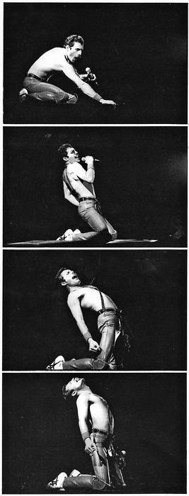 Freddie Mercury. Farouk Balsara.