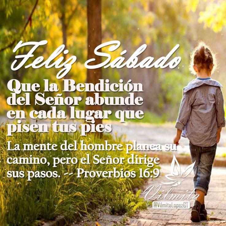 Centro Cristiano para la Familia:  FELIZ Y BENDECIDO  Feliz Sábado. Que sea muy aleg...