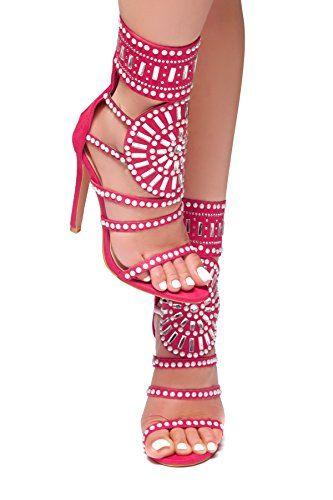 8dbfcd869756 Herstyle Women s Fashion Crowd- Stiletto Heel