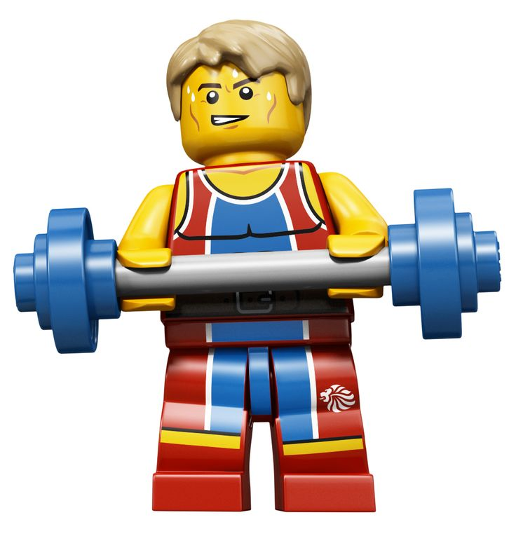 Olympics 2012 Team GB 6-9 - Weightlifter
