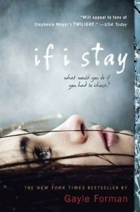 My thoughts on a popular YA novel...  http://www.sarahsbookshelves.com/books-to-skip/book-review-if-i-stay/